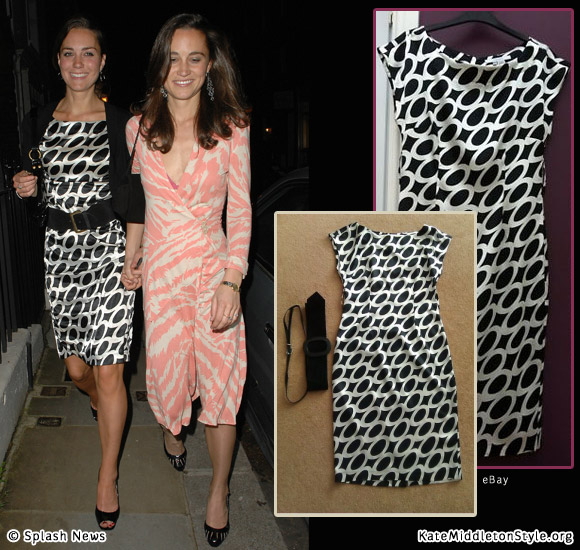 Kate attends Sam Waley-Cohen & Bella Ballin's wedding with sister Pippa