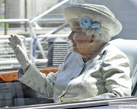 queen coronation service