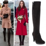 You can find out where to buy the Kate Middleton Stewart Weitzman Zipkin boots in brown