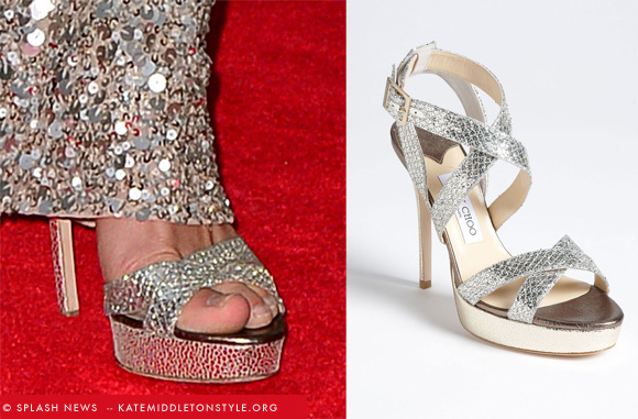 Kate Middleton Jimmy Choo Vamp