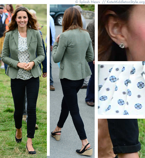 kate middleton ralph lauren jacket