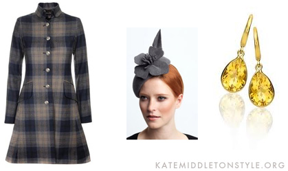 Kate's outfit