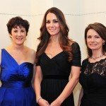 Kate at the 100 Women in Hedge Funds Gala Last Night
