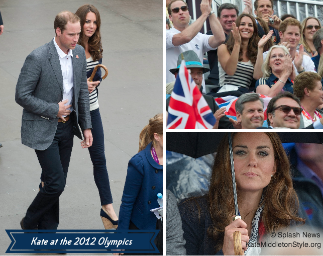 Kate Middleton 2012 London Olympics
