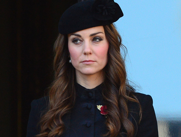 Kate joins Royal Family for 2013 Remembrance Sunday ceremony