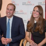 Kate's black topshop dress. Photo by Ian Jones for Child Bereavement UK