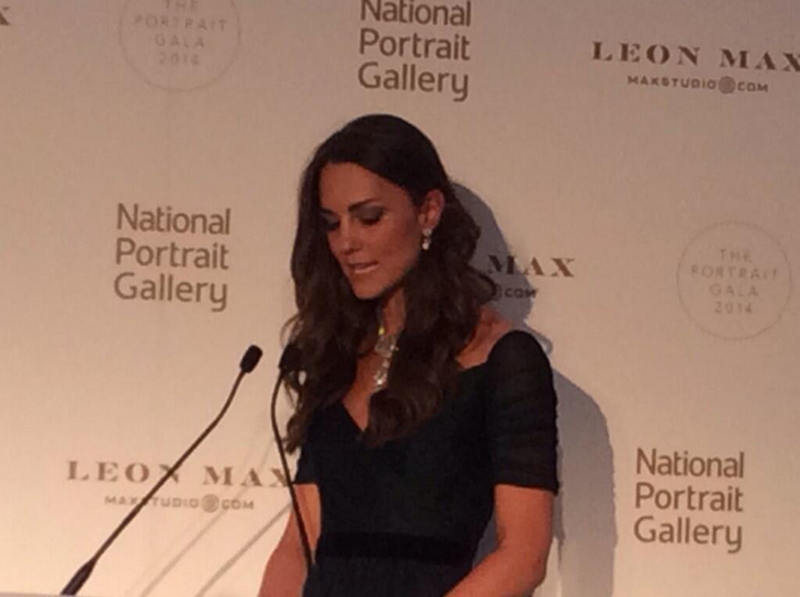 National Portrait Gallery Speech