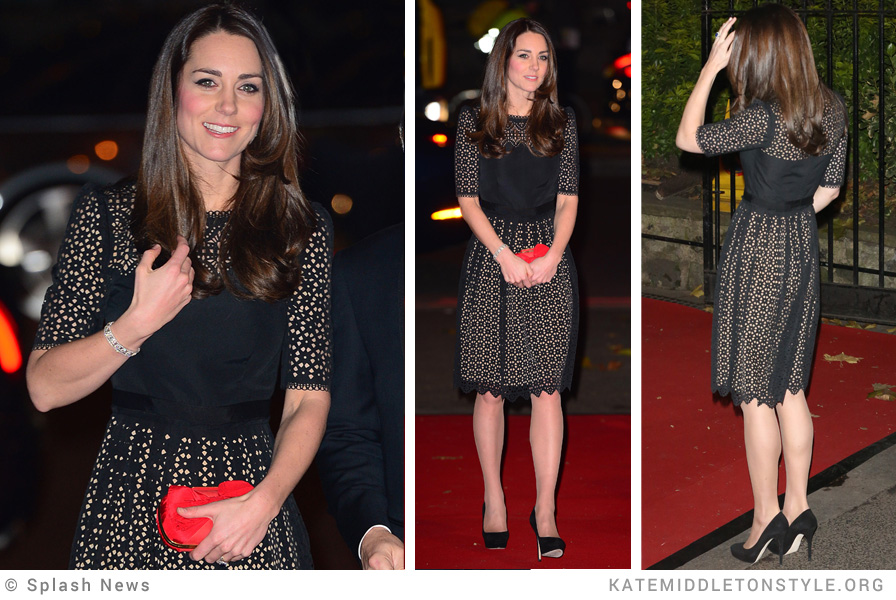 Kate Middleton Temperley London Sportsball
