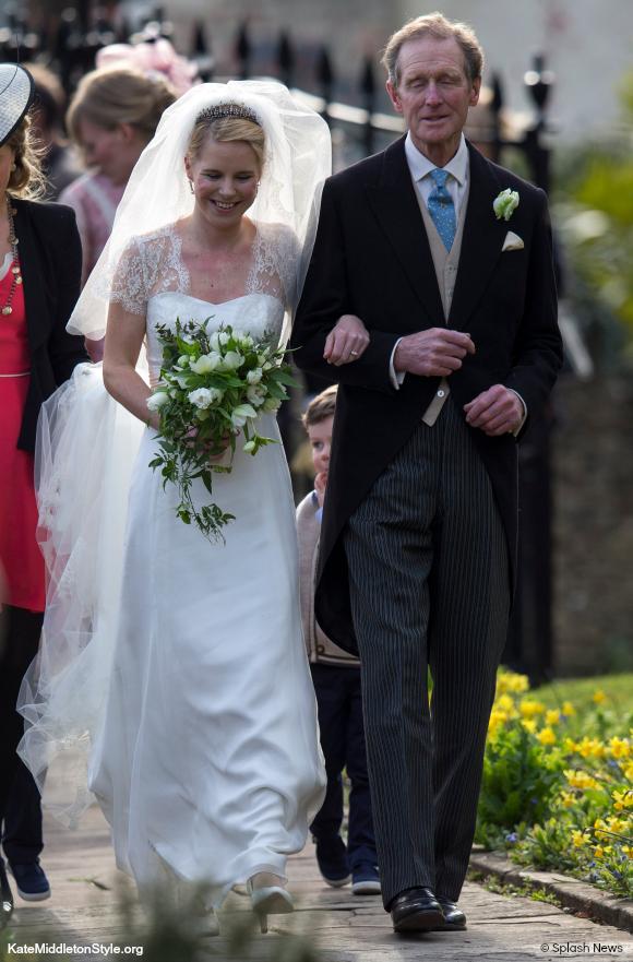 Lucy Meade Wedding