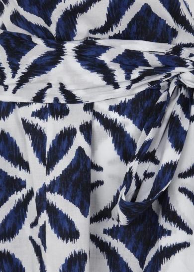 DVF Ikat Print Fabric