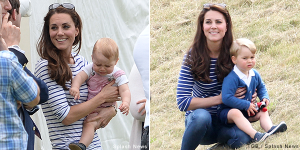 ME+EM Breton Striped Top as worn by Kate Middleton