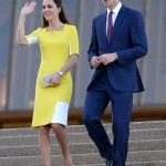 Kate William visit Australia