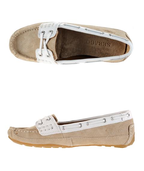 Sebago Bala deck shoes, as seen on Kate Middleton