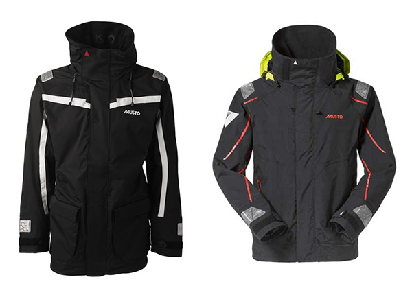 Musto BR1 Channel jacket for 2015