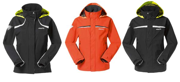 Musto BR1 Jackets