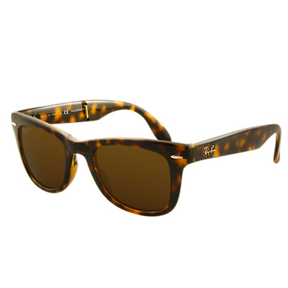 Ray Ban Wayfarer Folding Classic Sunglasses