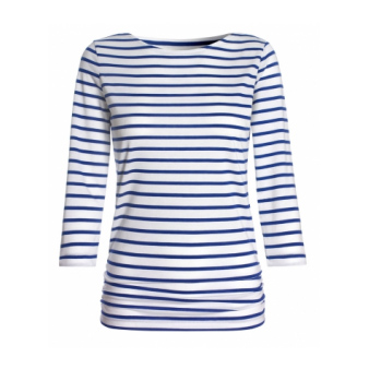 ME+EM (Me and Em) Breton Striped Top, as worn by Kate Middleton