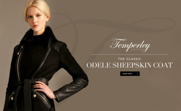 Temperley London's Odele Jacket