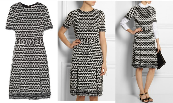 Tory Burch Pauline Dress via Net-A-Porter