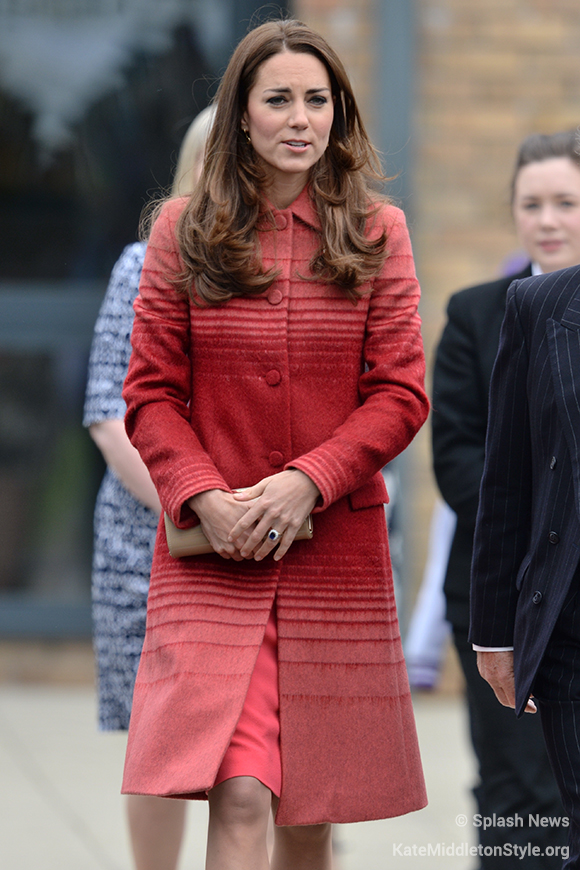 Kate in Scotland