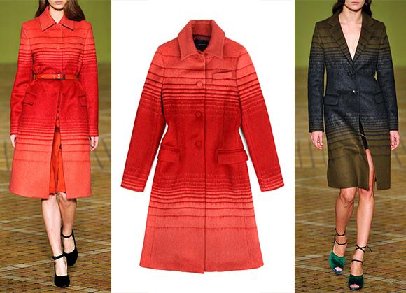 Jonathan Saunders Athena Coat © Moda Operandi