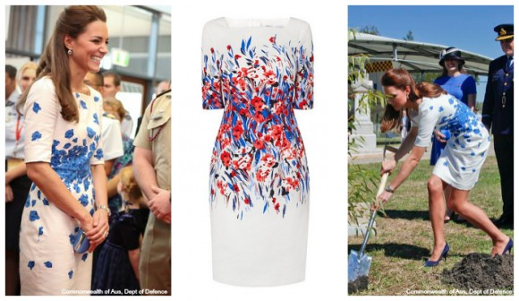 L.K. Bennett Bree dress is very similar to the Lasa