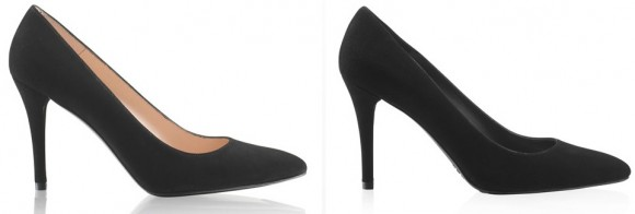 Russell and Bromley Stuart-Weitzman-Power-and-Plunge-heels-
