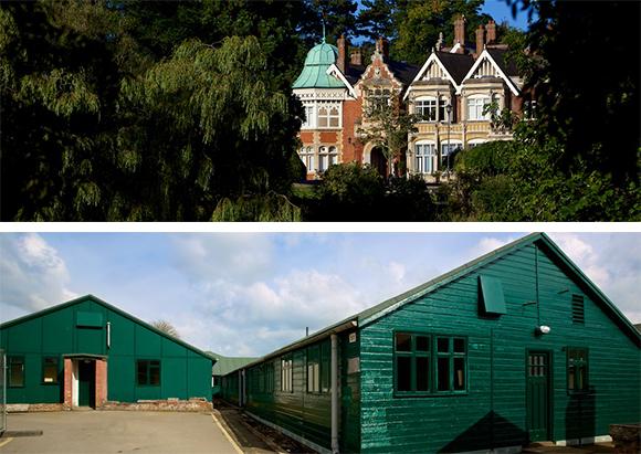 Bletchley Park restoration