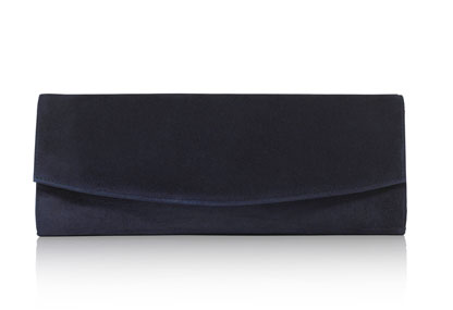 Stuart Weitzman Muse Clutch. Kate also owns this in black.