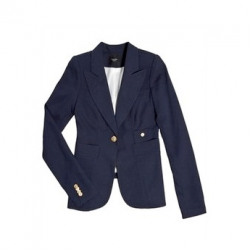 Smythe One Button Duchess blazer, as worn by Kate Middleton
