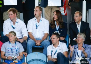 Kate attends day five of the XX Commonwealth Games