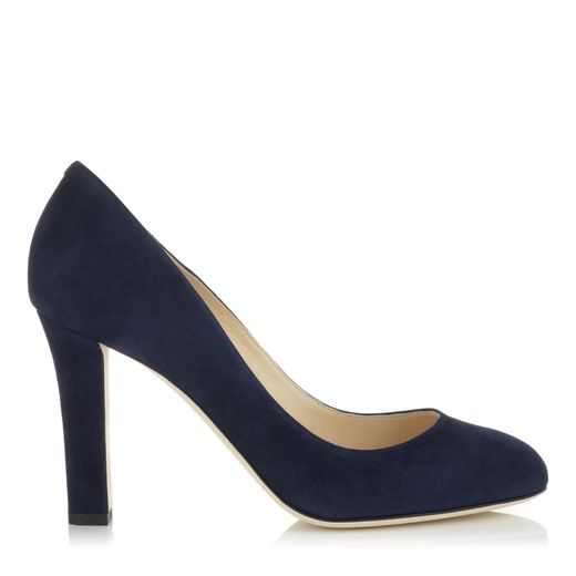 Jimmy Choo Georgia Navy