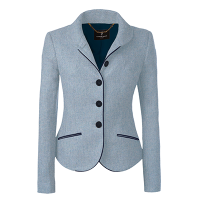 Alexander Jacket in Pale Blue