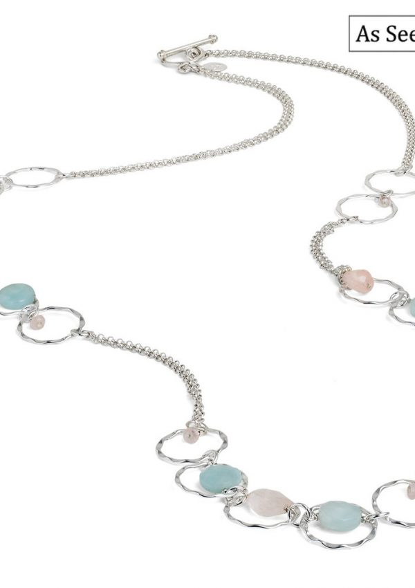 Claudia Bradby Camellia Necklace