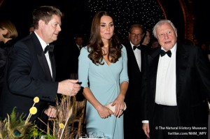 Kate attends Wildlife Photographer of The Year awards ceremony