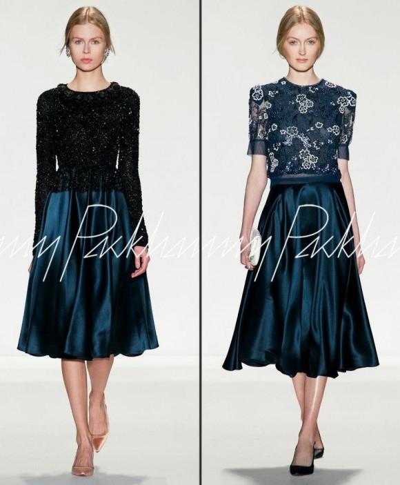 Kate's Jenny Packham Skirt