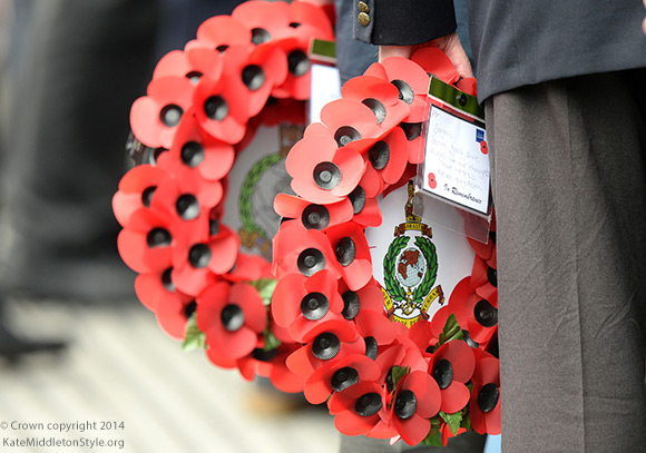 Remembrance Sunday 2014