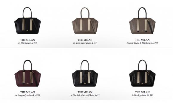 Milli Millu Milan Bag