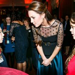 Kate chats with children at the Place2Be awards ceremony