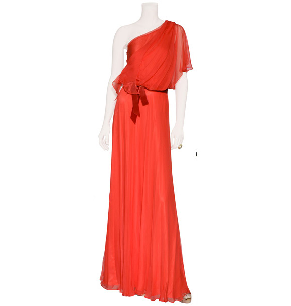 Jenny Packham Flame Dress