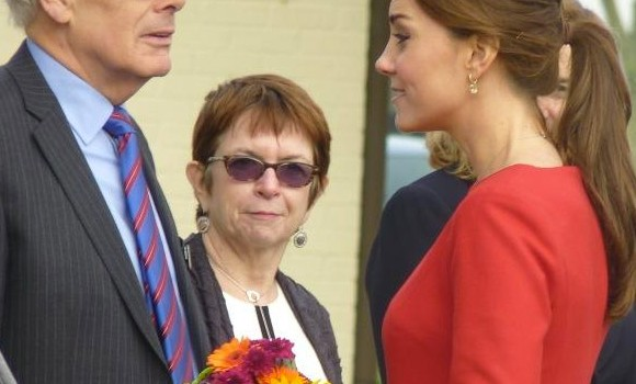 Kate attended EACH's appeal launch in Norfolk today.