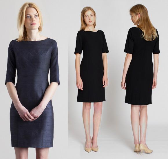 Katherine Hooker Ascot dress