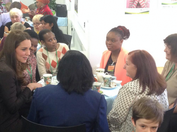 Care leaver Simone tells The Duchess about her experiences in foster care  - ‏@fosteringnet