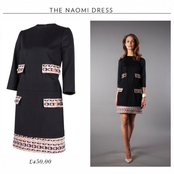 Madderson Naomi Statement Dress