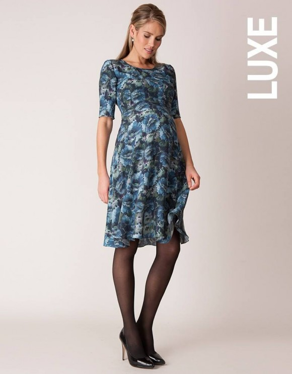 Seraphine 'Forrie' floral print dress