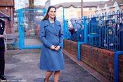Kate Middleton visits Action for Children and Emma Bridgewater