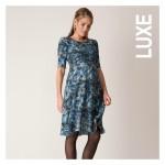 Seraphine Florrie Floral Dress