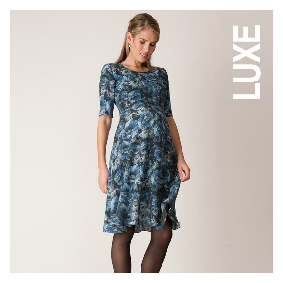 Seraphine Florrie Floral Print Maternity Dress