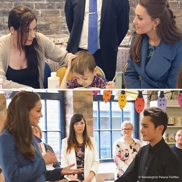 kate emma bridgewater and The Donna Louise Hospice