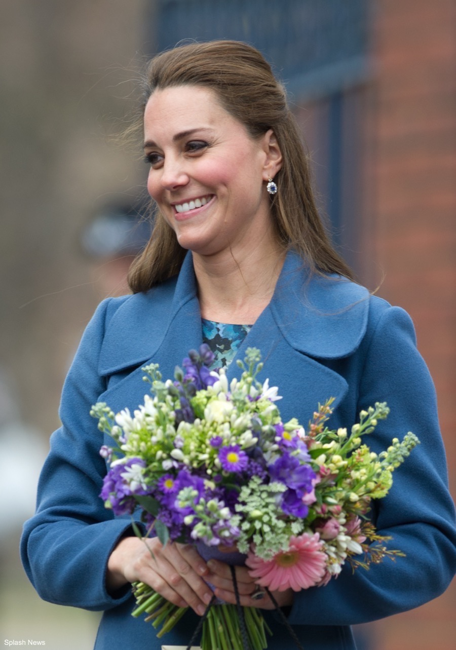 Kate Middleton visits Emma Bridgewater